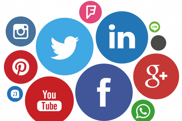 Auge redes sociales visuales marketing